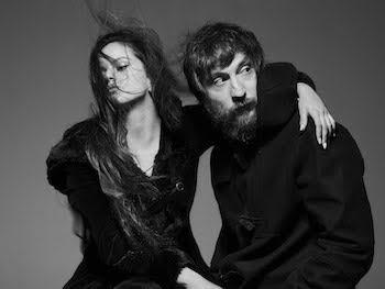 Rosalía y Raúl refree dentro de los veranos de la villa el 23 de julio en Madrid.