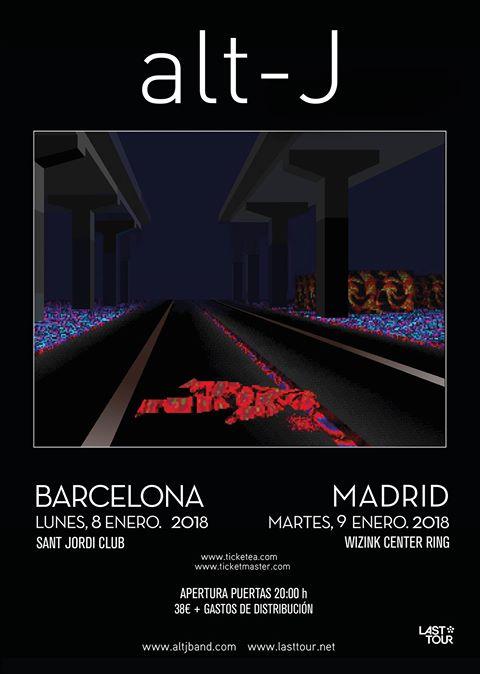 ALT-j presentan Relaxer en enero en Madrid y Barcelona, entradas en Ticketea