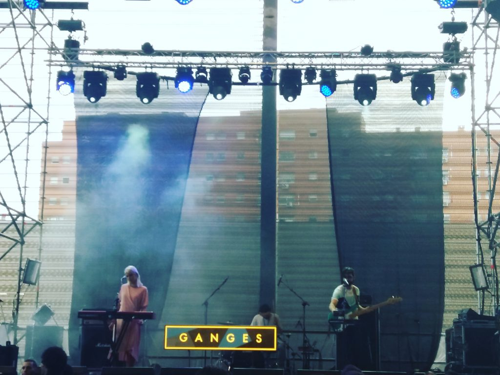 Ganges en Mad Cool Festival 2017