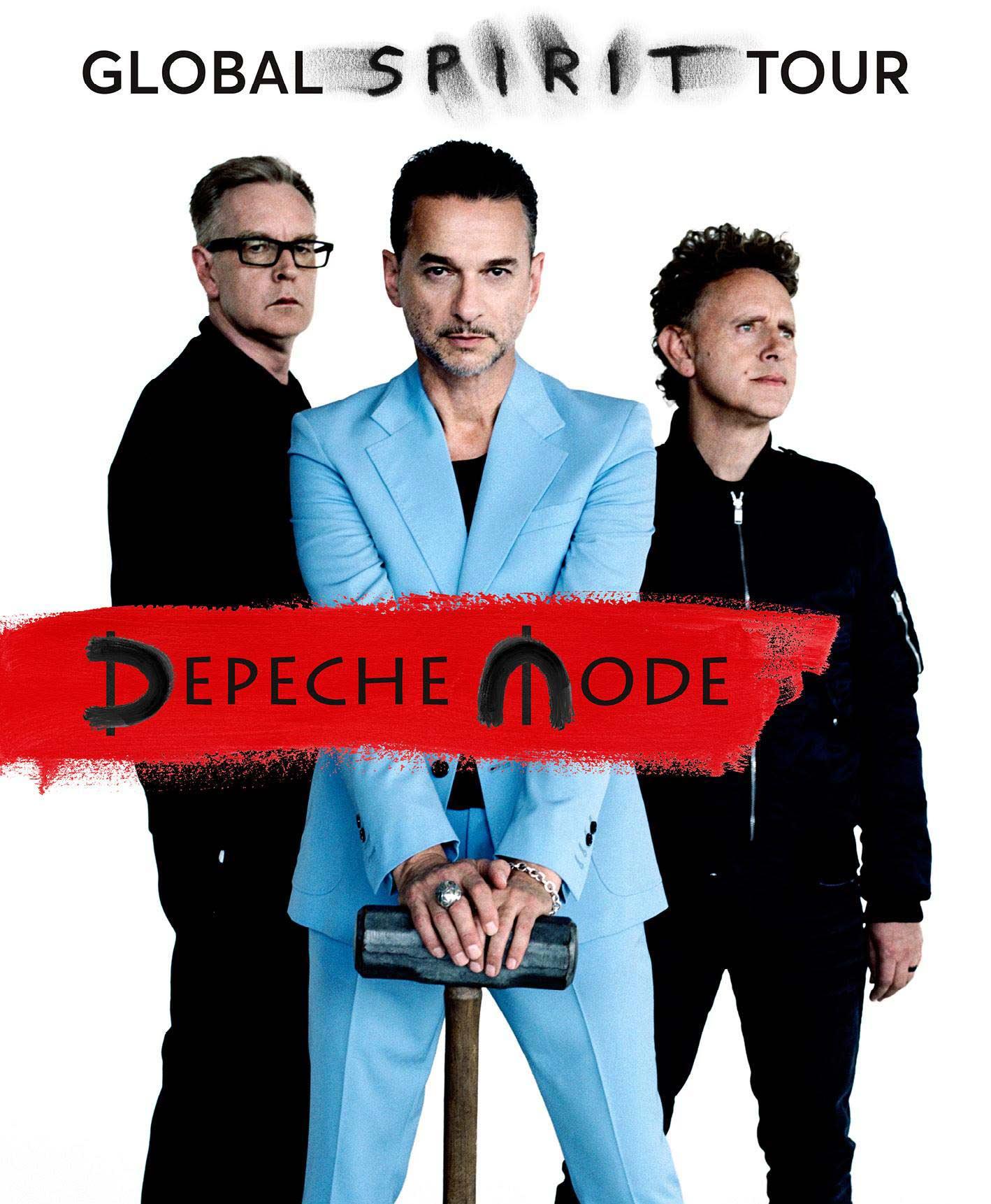 entradas depeche mode barcelona 2017