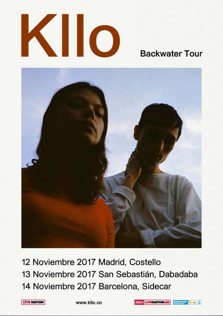 los australianos kllo de gira en noviembre