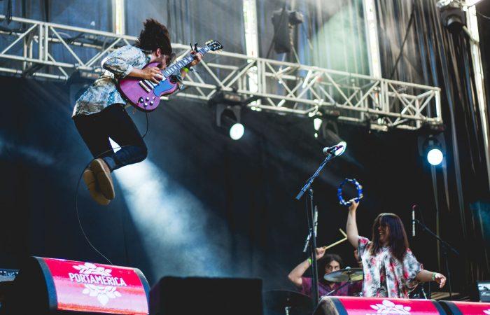 El descubrimiento del festival fue Fizzy Soup | Foto: Montse Sing