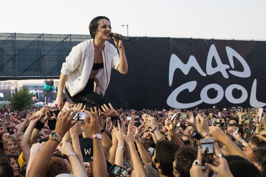 Foto : Marcos Marx Fuente : Facebook Mad Cool.