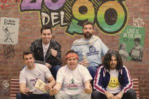 20 de abril del 90 en Valladolid con Humor de protección oficial