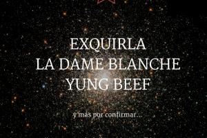 EXQUIRLALA DAME BLANCHEYUNG BEEF