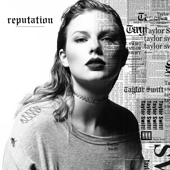 Taylor Swift will release Reputation, her new album, in november