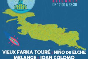 Transtropicalia : el 30 de septiembre la isla de tabarca celebra la música en plena naturaleza.