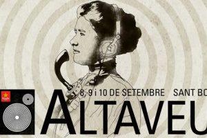 altaveu festival del 8 al 10 de septiembre