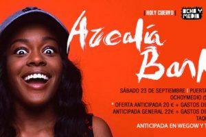 Azealia Banks pasará por Madrid el 23 de septiembre presentando Slay-Z, único concierto en España en el Ocho y Medio Club.