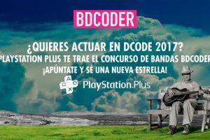 bdcoder 2017 concurso de bandas del Dcode