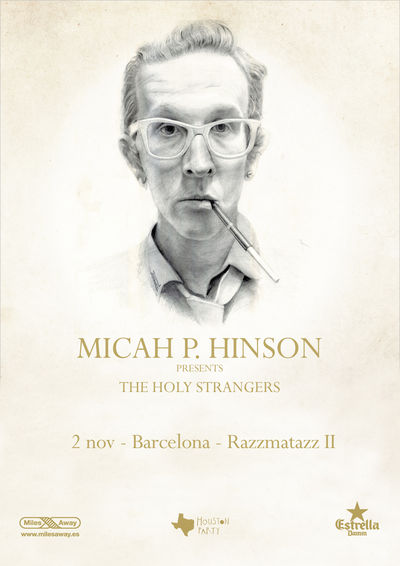 concierto-micah-p-hinson-presents-the-holy-strangers-en-barcelona