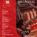 valldolid ciclo de conciertos mahou en agosto