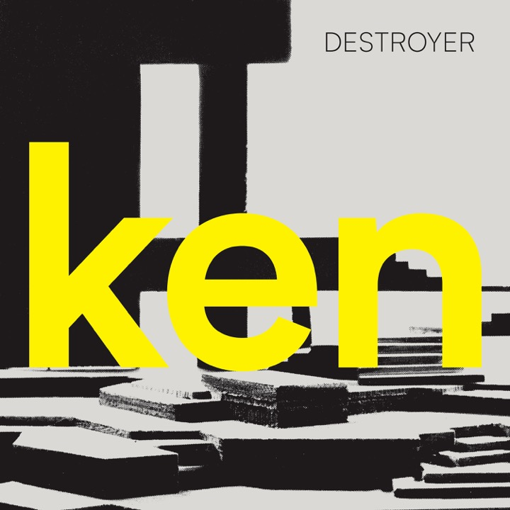 Destroyer - Ken Cover