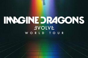Imagine Dragons Evolve World Tour en Madrid y Barcelona abril 2018 live nation