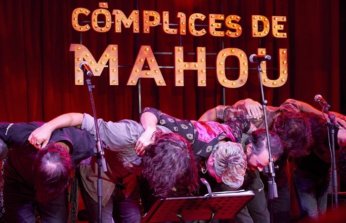 Presentación II Gira Cómplices de Mahou 1