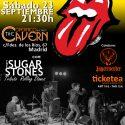 The sugar stones en sala Copérnico como pre party del directo de los rolling en Barcelona