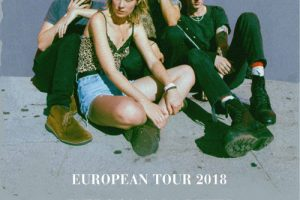 WOLF ALICE en directo presentando Visions of a life en enero en Madrid y Barcelona
