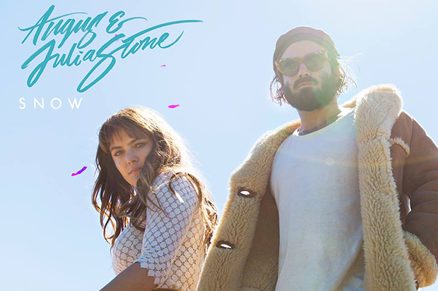 angus and julia stone snow 2017 critica disco