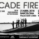 arcade fire madrid y barcelona en abril presentando everything now