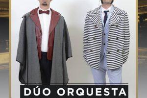 Dúo Orquesta Regalizes estarán este jueves en Joy Eslava dentro del ciclo Escenario Eslava.