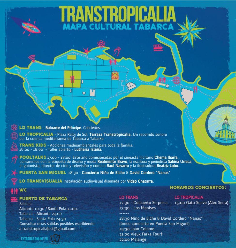 transtropicalia plano