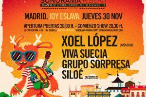 Sonorama Ribera Fiesta de presentación