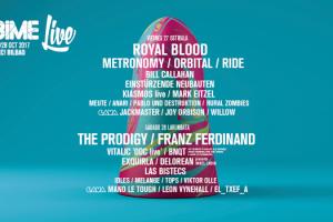 bime live horarios 2017