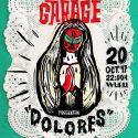 Los garage presentan su nuevo ep Dolores en la Wurlitzer Ballroom