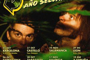 """los bengala presentan """"Año Selvático"""" este jueves en Madrid"""