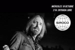 tom petty homenaje en sala Siroco Madrid