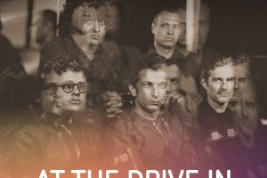 at the drive in en el mad cool festival