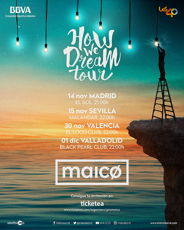 gira Maico how we dream