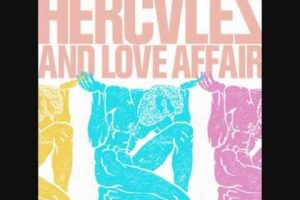 Cascales y Mr. K! abrirán los shows de Hercules and Love Affair en Madrid y Barcelona