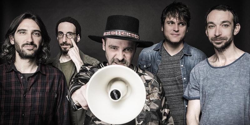 """Indigos sacan nuevo disco """"Keep the fight"""" y lo presentará en Diciembre en Barcelona"""