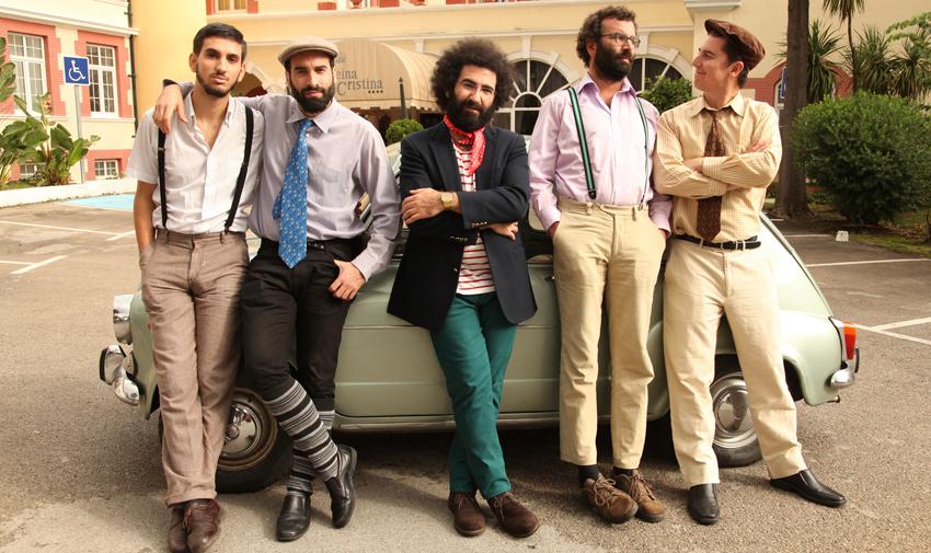 El 'Amor en crisis' de la Canalla llega a Jazz Círculo