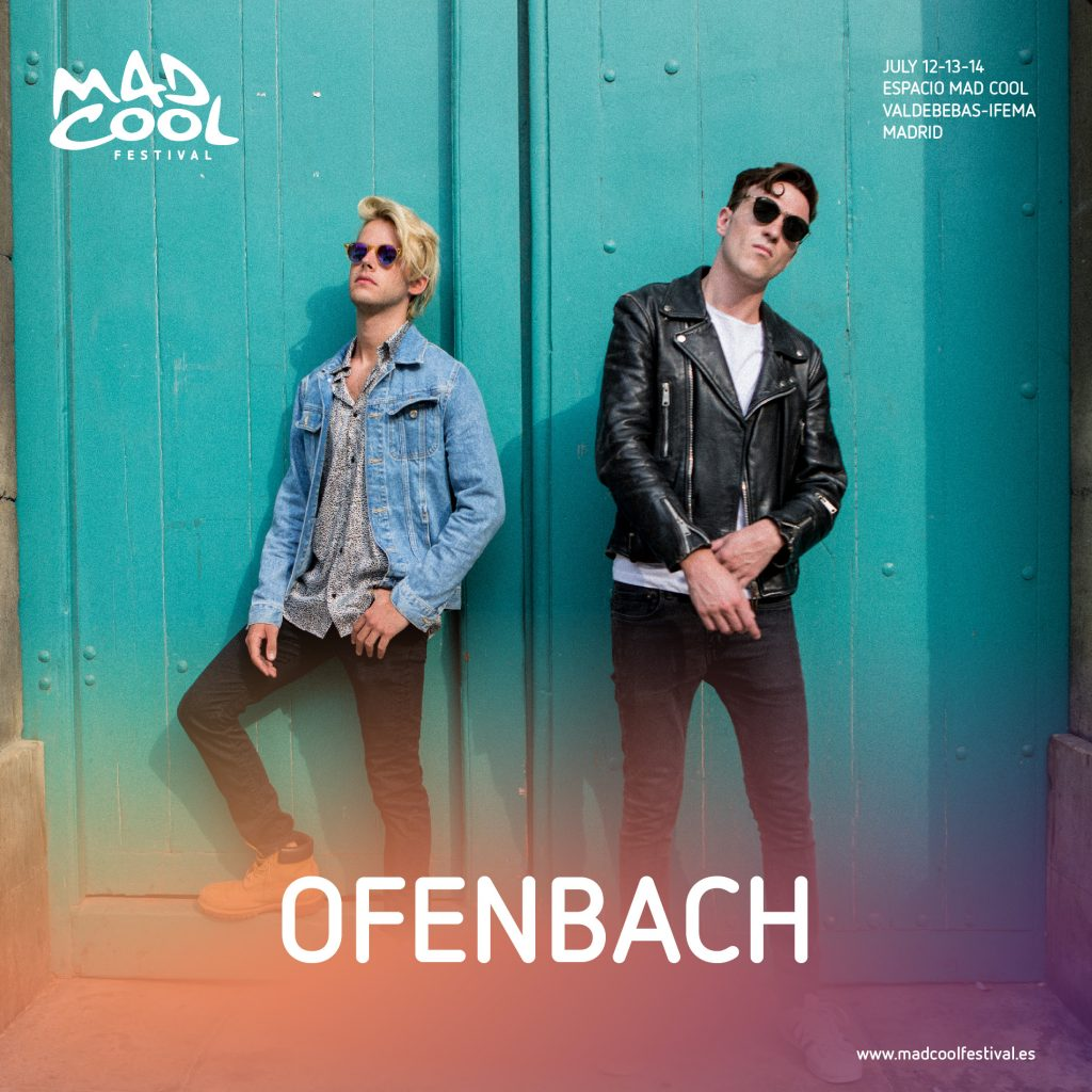 ofenbach presentan su nuevo disco en el mad cool