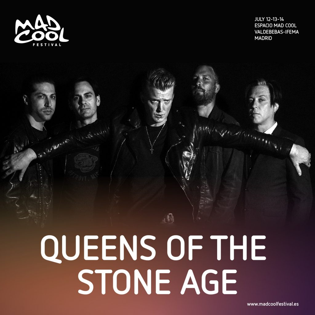 Primera confirmación Mad Cool 2018: Queens of the Stone Age