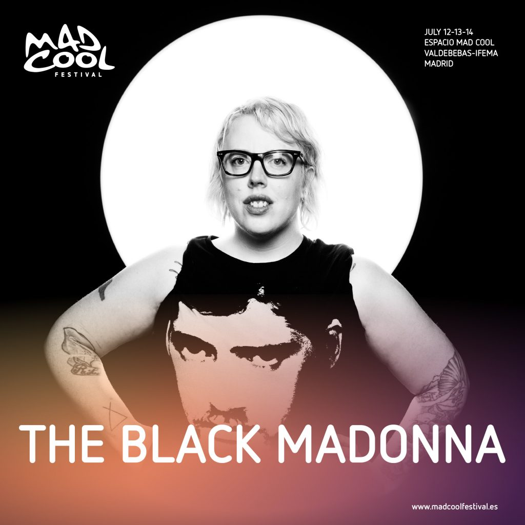 the black madonna mad cool