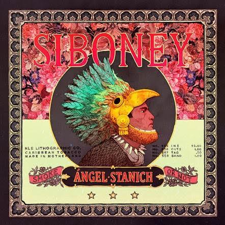 "Ángel Stanich publica hoy en vinilo EP ""SIBONEY"" con tema inédito ""Blue Safari"""