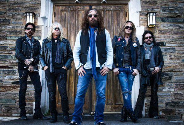 The Dead Daisies actuará el próximo mes de mayo en Pamplona y Madrid