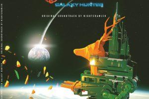 Jägermusic edita en vinilo la banda sonora del proyecto de arcade Jägermeister Galaxy Hunter by Nightcrawler