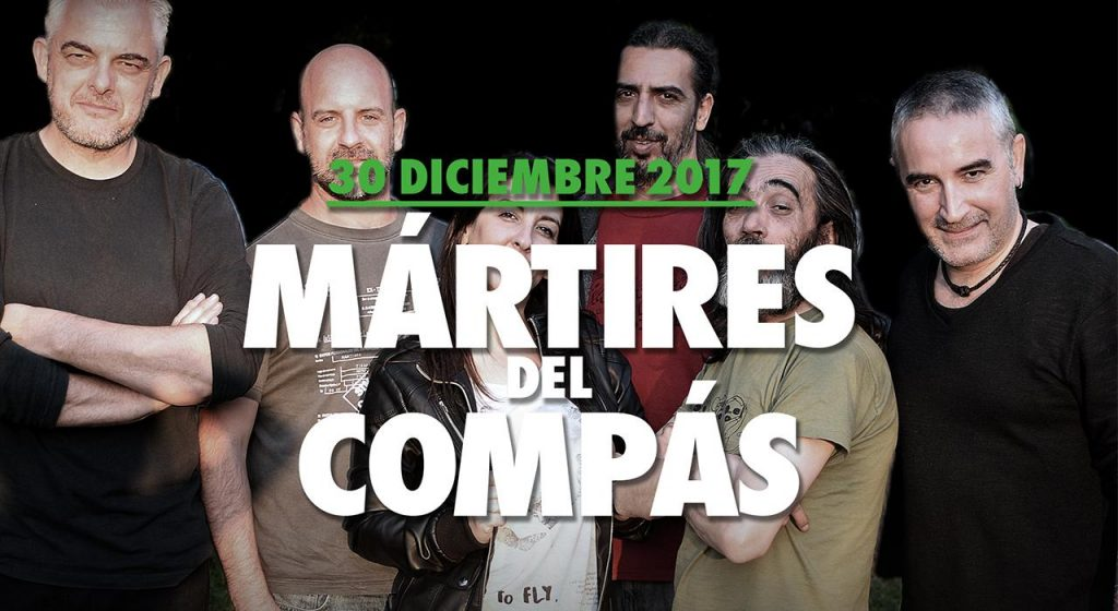 Mártires del Compás cierra el año en Madrid