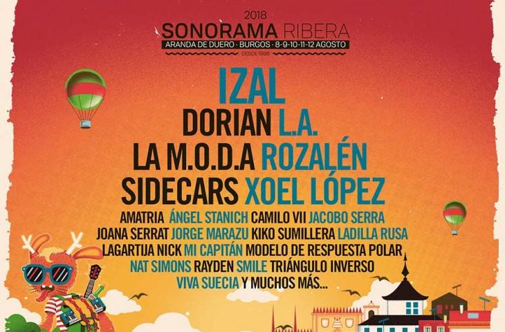 El Ebrovisión y el Sonorama Ribera lanzan un abono conjunto