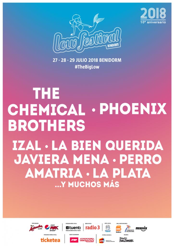 Izal, La Bien Querida y Javiera Mena encabezan los seis nuevos confirmados para Low Festival