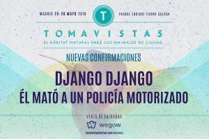 Django Django y el mató en el Tomavistas
