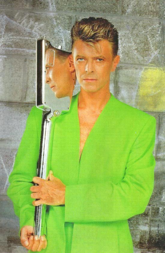 Spotify deja homenaje estadístico en honor a Bowie