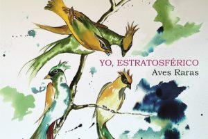 aves raras nuevo ep de Yo,Estratosferico