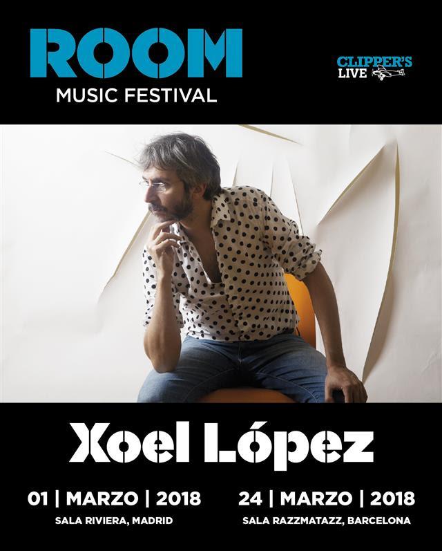 """Xoel López presentará su nuevo disco """"Sueños y Pan"""" en Madrid y Barcelona"""