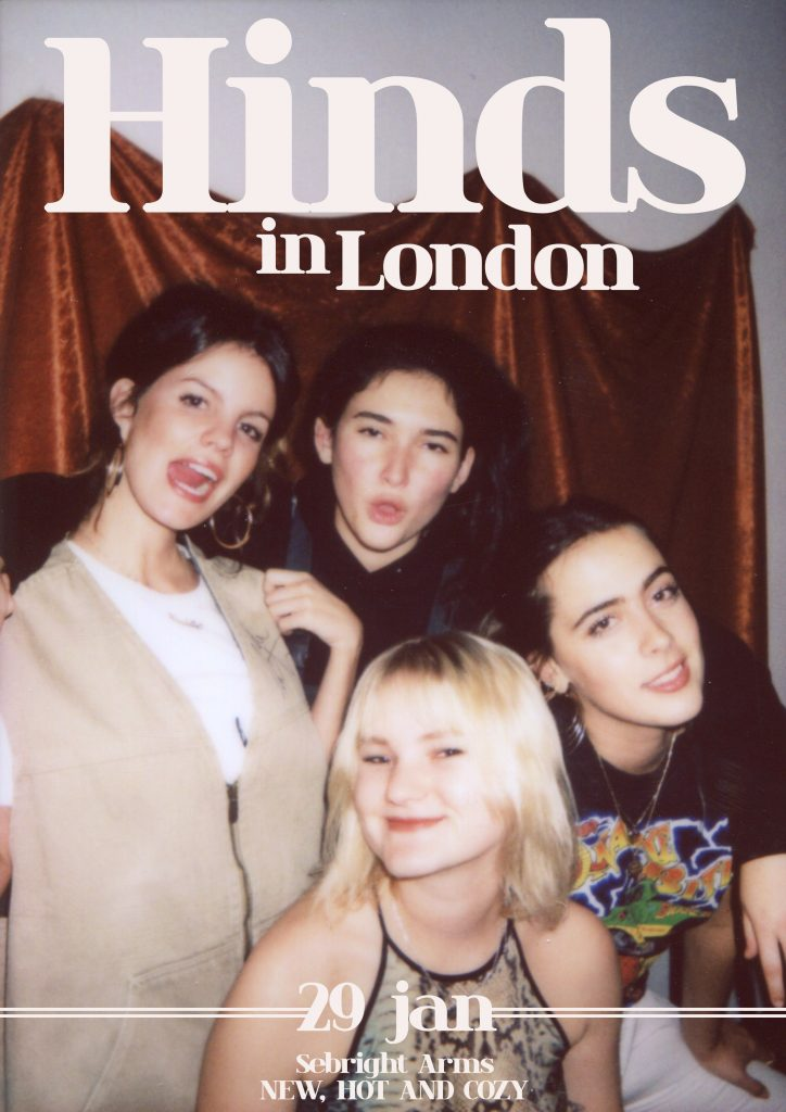 hinds londres