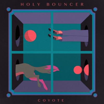 holy bouncer presentan coyote